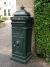 Free Standing Post Box - Green