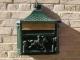 Wall Mounted Post Box - Green