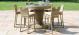 Winchester  6 Seat Round Bar Set