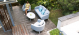 Outdoor fabric Ambition 3 Seat sofa Set - Lead Chine