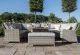 Oxford Royal U Shaped Dining Set with Firepit Table Due 16/8/21