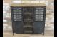Black Industrial Cabinet