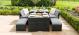 Lyon sofa Dining set - Grey Due 17/8/21