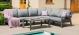 New York Corner Sofa set