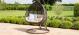 Rose Hanging Chair - Brown