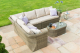 Winchester  Large Corner Sofa with Chair