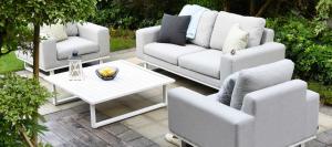 Ethos 2 Seat sofa set - Lead Chine Due 19/7/21