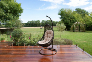 Malibu Hanging Chair - Brown